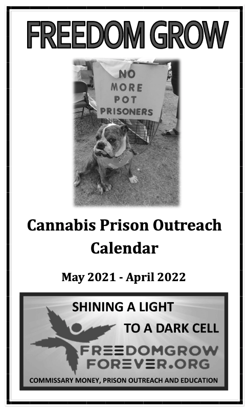 freedom grow forever calendar cover 21-22